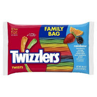 Twizzlers Rainbow Fruit Twists 18.6 oz