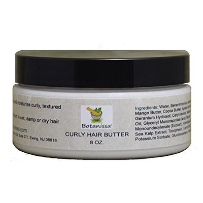 Botanissa Curly Hair Butter