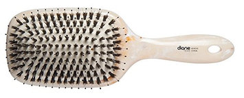 Diane 10-Row Shell Collection Paddle Brush (Pack of 6)