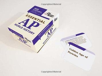 Essential AP World History (flashcards) (College Test Preparation)