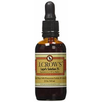 J.CROW'S® Lugol's Solution of Iodine 2%, Professional Pack 12 count