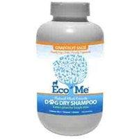 Ecome Eco-Me Dog Dry Powder Shampoo, Grapefruit Sage, 16 oz