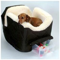 O'donnell Industries Odonnell Industries 80001 Lookout I Small Pet Car Seat - Black