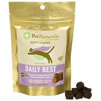 Pet Naturals of Vermont Daily Best for Cats 45 Soft Chews