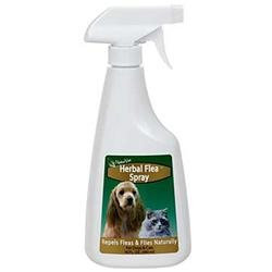 Garmon NaturVet Herbal Flea Spray - 16 fl oz