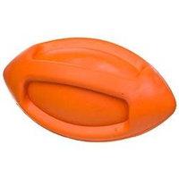JW Pet iSqueak Funble Football Rubber Dog Toy: Medium