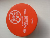 Aqua Gel Hair Wax Orange - RedOne