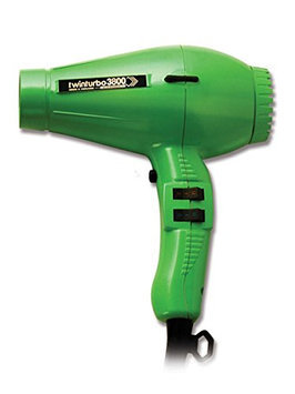 Pibbs TTECO8180 Twin Turbo 3800 Professional Ionic and Ceramic Hair Dryer