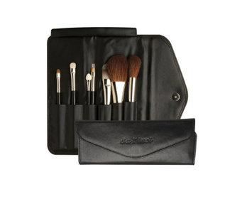 Da Vinci 7 Brush Set in Italian Leather Case