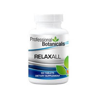 Professional Botanicals - Relax All 719 mg 60 tabs