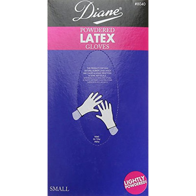 Diane Latex Powdered Gloves