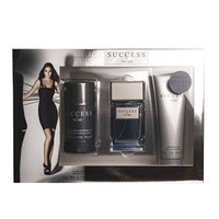 TRUMP SUCCESS 3 Piece Eau de Toilette Spray (1 Ounce) Gift Set for Men