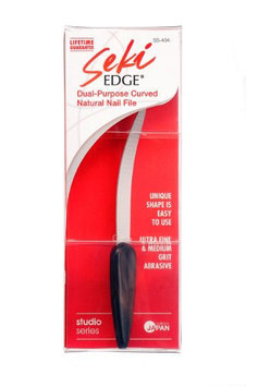 Seki Edge Curved Natural Nail File