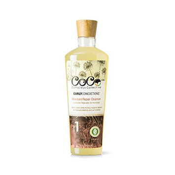 CoCo Conscious Collective Curly Concoctions Moisture Repair Cleanser