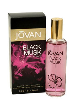 Jovan Black Musk for Women by Coty 3.25oz 96ml Col Spray