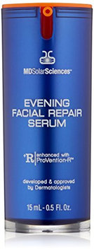 MDSolarSciences Evening Facial Repair Serum .5 oz.