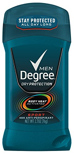 Degree® Sport All Day Protection Anti-perspirant Deodorant for Men