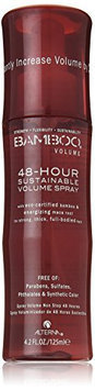 Alterna Bamboo Sustainable Volume Hair Spray for Unisex