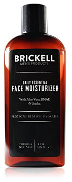 Brickell Men's Products Daily Essential Face Moisturizer