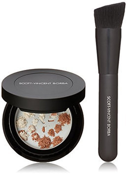 Scott-Vincent Borba Anti-Fatigue Skin Care/SPF 29 Foundation Anti-Wrinkle Kit with Foundation/Micro-Exfoliation Tool