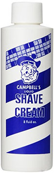 Campell Soap Concentrate liquid Shave Cream