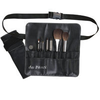 Da Vinci Series 48329 Classic 7 Brush Set in Napa Italian Leather Case with Belt