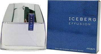 Iceberg Effusion By Iceberg For Men. Eau De Toilette Spray 2.5 Ounces