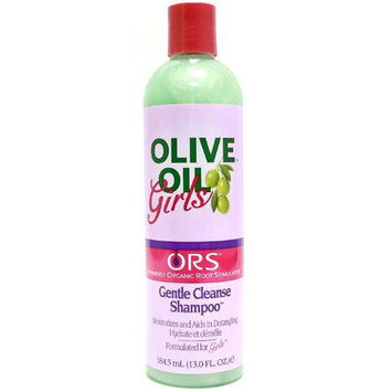 Organic Root Stimulator Girls Clean Shampoo