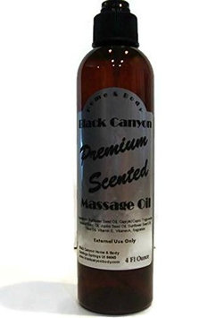 Payden's Cobalt Silver Massage Oil For Men