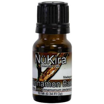 NuKira Cinnamon Bark Madagascar Essential Oil