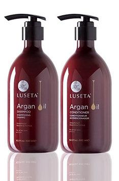 Luseta Argan Oil Moisture Repair Shampoo and Conditioner Set 2 of 16.9 Ounce