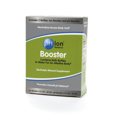pHion Balance Booster Electrolyte Mineral Supplement