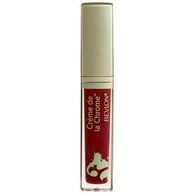 Revlon Creme de la Chrome Liquid Lipcolor, Plum Appeal, 0.16 Ounce