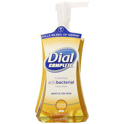 Dial Complete Foaming Hand Wash for the Kitchen