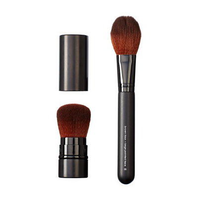Makeover Vegan Love Retractable Buki and Pointed Face Brush