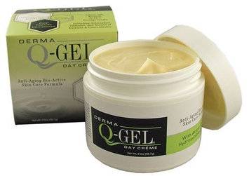Derma Q-Gel Cream with Ubiquinol Active CoQ10 Anti-Wrinkle Skin Energizing Formula Paraben Free
