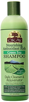 Okay Green Tea Nourishing Antioxidant Rich Shampoo