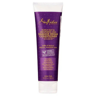 SheaMoisture® Kukui Nut & Grapeseed Oils Damage Rehab Conditioner