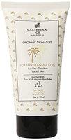 Caribbean Joe Organic Signature Foamy Cleansing Gel for Dry-Sensitive Skin