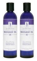 Master Massage Spamaster Essentials Soothing Massage 2 Pack