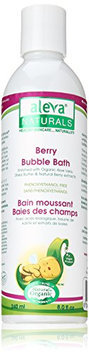 Aleva Naturals Berry Bubble Bath Lotion