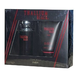 Yves de Sistelle Thallium Black Cologne Set for Men