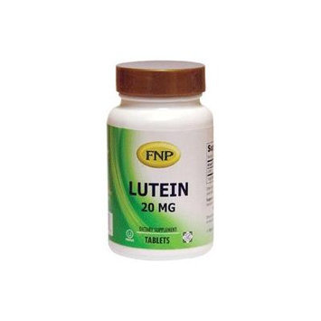 Lutein 20 mg 100 TABS