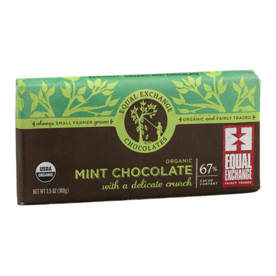 Equal Exchange Organic Mint Chocolate