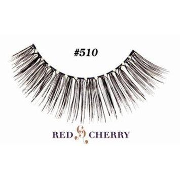 Red Cherry #510 False Eyelashes (Pack of 6 Pairs)