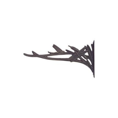 Whitehall Products Dragonfly Nature Hook - French Bronze