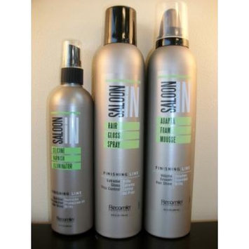 Saloon in Finishing Line Mousse, Hair Spray & Iluminator