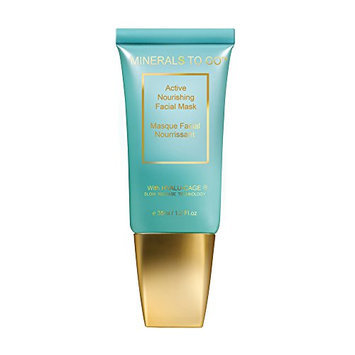 Minerals To Go Premier Dead Sea Active Nourishing Facial Mask