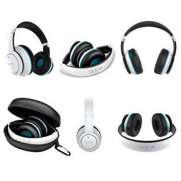 Eagle Tech ARDS1-BK Arion Legacy Deep Sonar Extreme Clarity Headphones - Black