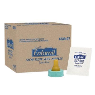 Enfamil Slow Flow Soft Nipples